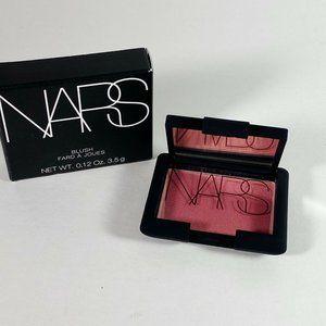 NARS Makeup - NARS Blush in Orgasm with Mirror